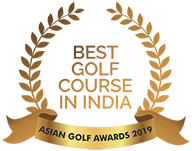 Best golf course in india